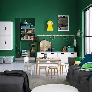 amenager un espace dedie aux enfants dans chaque piece de With jeux de decoration la maison