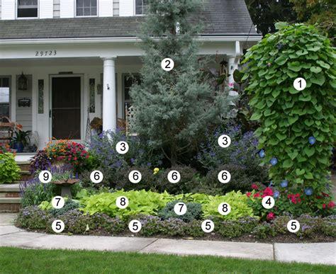 zone 6 annuals designing with annuals fine gardening