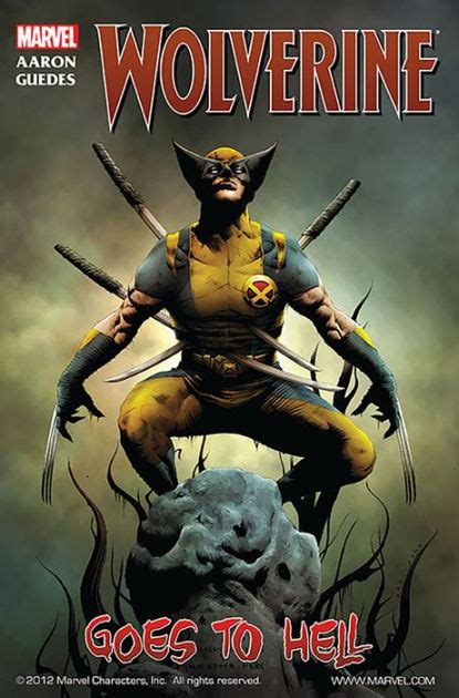 Wolverine: Wolverine Goes to Hell by Jason Aaron, Renato ...