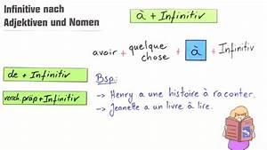 Farben Auf Englisch : infinitive nach adjektiven und nomen franz sisch online lernen ~ Orissabook.com Haus und Dekorationen