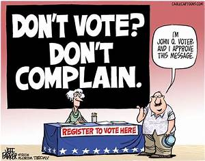 November California Voting Booths: Lonelier Than Rally ...