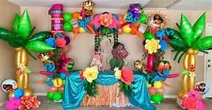 Moana birthday party Moana Birthday Party Pinterest
