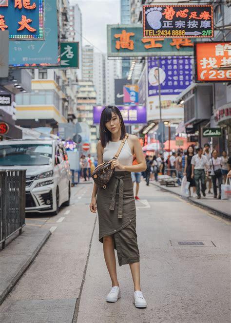 retro  elevated belt bag hongkong outfit travel hiking wear hongkong outfit