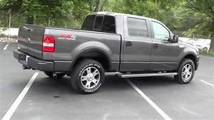 For Sale 2007 Ford F-150 Fx4   Stk  P6158  Lcford Com
