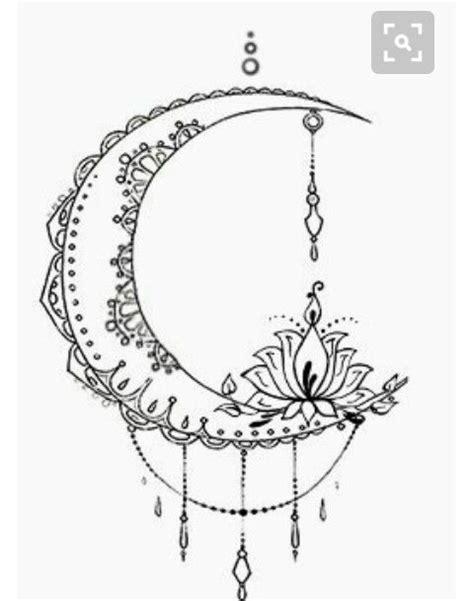 Pin by Amara Fink on Tatts   Moon tattoo designs, Tattoos, Tattoo drawings
