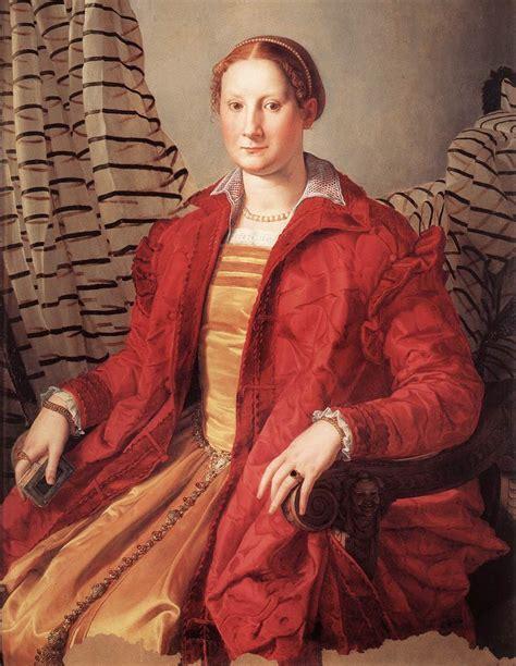 Agnolo Bronzino 1503 1572 Renaissance Portraits Of