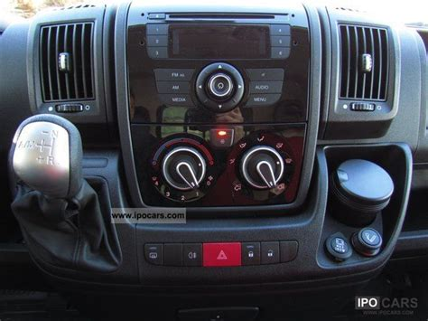 fiat ducato  lh  automatic transmission car