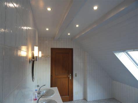 faux plafond de salle de bain quel faux plafond salle de bain r 233 nover en image
