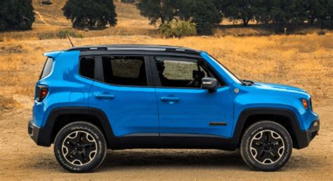 Jeep Renegade 2020 Colors by 2020 Jeep Renegade Trailhawk Colors Price Release Date