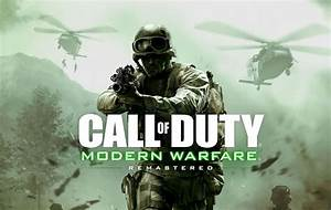 Call Of Duty Modern Warfare Remastered Download Size