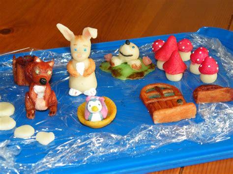 modelages figurines personnages objets fleurs sans tutoriel