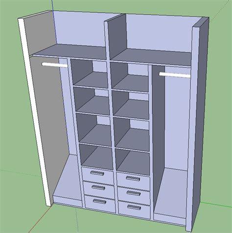 placards chambre pour ranger les cartons il faut des placards