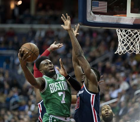Jaylen Brown elated with the launch of Boston Celtics ...
