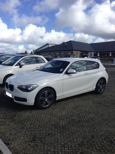The Car Spotter's Bmw 1 Series 120d Sport Hatchback Review