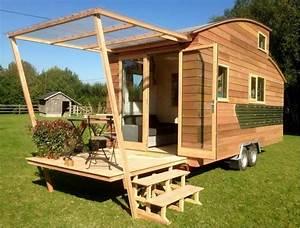 Tiny House Deutschland Kaufen : mini h user wie aus einem wohnwagen ein gem tliches zuhause wird ~ Whattoseeinmadrid.com Haus und Dekorationen