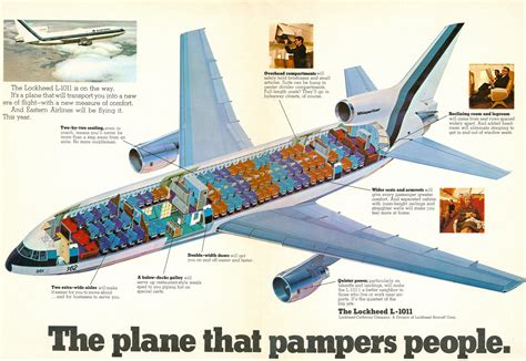 classic cutaway   eastern air lines lockheed  airlinereporter airlinereporter