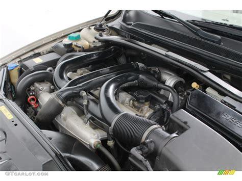 2000 volvo s80 t6 car interior design