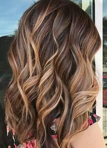 Hair Highlights For Dark Brown Hair 2018 Hairstyles Ideas
