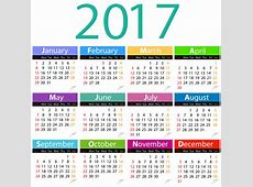 Images Of 2017 Calendar Png Calendar Template 2018