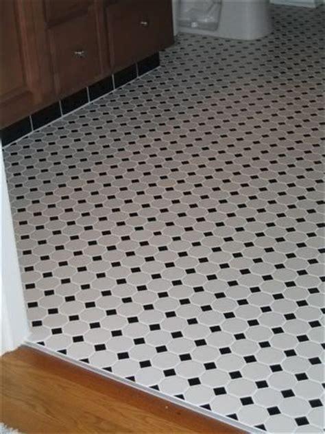 octagon  dot tile home depot   version