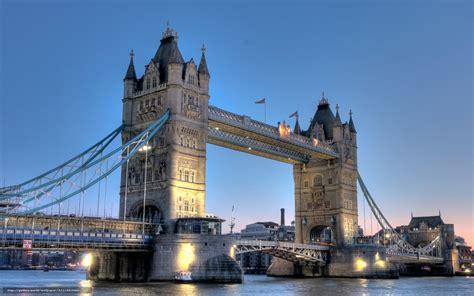 Scaricare Gli Sfondi Ponte, Architettura, Londra Sfondi