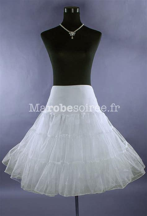 jupon en tulle pour robes mi longue style retro annee