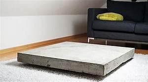 Möbel Aus Beton : jung und grau wohnaccessoires und m bel aus beton ~ Michelbontemps.com Haus und Dekorationen