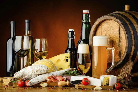 beer wine comparison  popular brands surprising