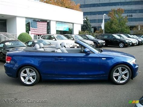 2010 Bmw 128i by 2010 Bmw 1 Series 128i Convertible In Montego Blue