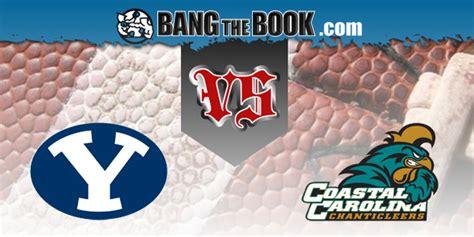 College Football Free Pick & Prediction: BYU vs. Coastal ...