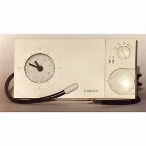 Eberle Thermostat Fussbodenheizung Die G Nstige Elektroheizung