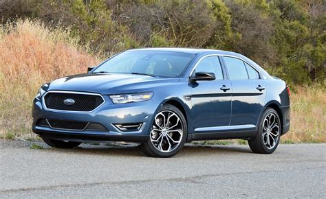 short report  ford taurus sho review ny daily news