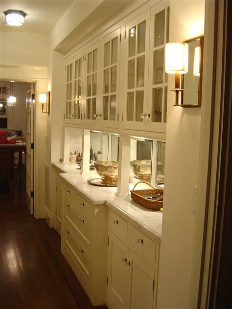 butlers pantry  kitchen  dining room