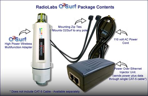 radiolabs high power outdoor wifi access point repeater