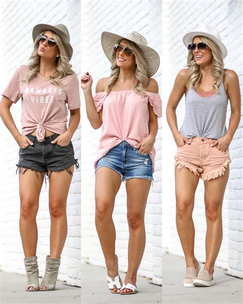 3 PAIRS OF DENIM SHORTS UNDER $50 u2013 Styled Adventures