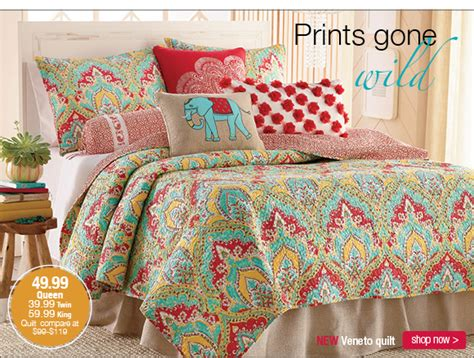 Queen Quilts Starting At .99!