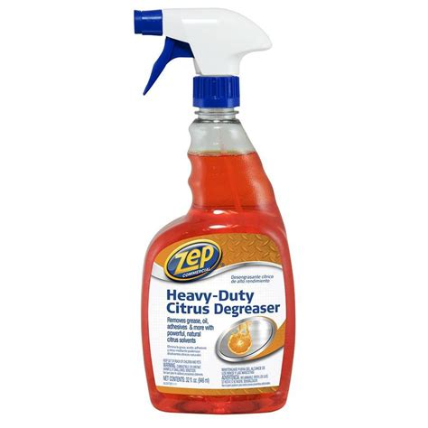 shop zep commercial heavy duty 32 oz degreaser at lowes com