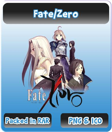 anime fate zero add anime fate zero anime icon by rizmannf on deviantart