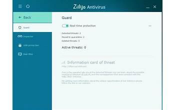 Zillya! Antivirus Definition Updates screenshot #6