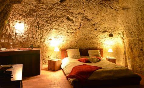 chambre hote troglodyte chambre d 39 hôte en troglodyte à doué la fontaine