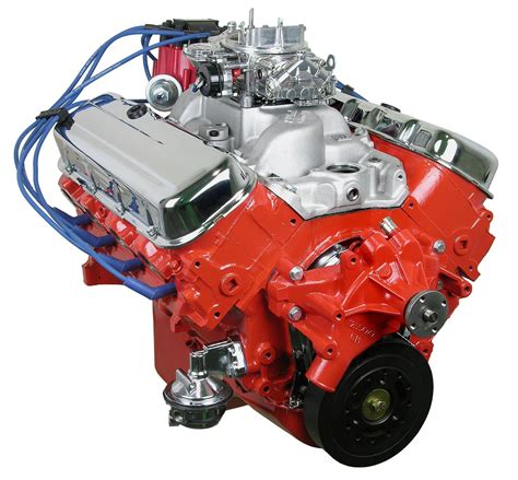 Big Block Chevy Engine Diagram by Atk High Performance Gm 454 415hp Stage 3 Crate Engine