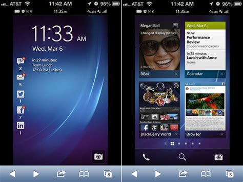 blackberry lets iphone and android users try out the new bb 10 os in their browsers venturebeat