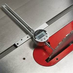 DigiAlign Alignment Tool for Table Saw Jointer Dri