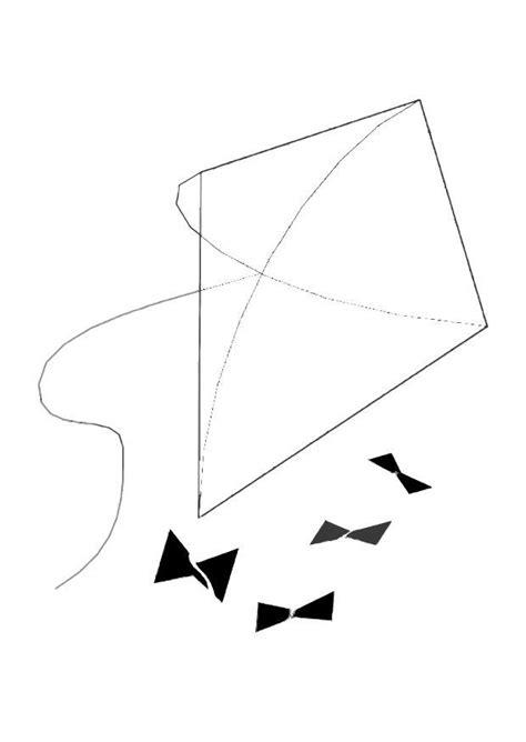 Kleurplaat Grote Vlieger kleurplaat vlieger afb 12059