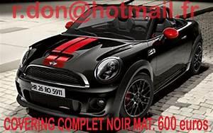 Mini Cooper Noir : articles de covering noir mat tagg s mini cooper roadster noir mat total covering noir mat ~ Gottalentnigeria.com Avis de Voitures
