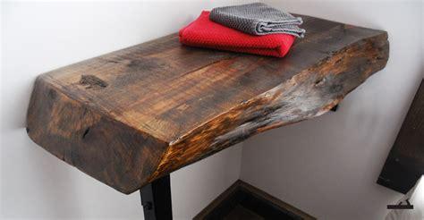 tablette recette de cuisine bois rustik wood