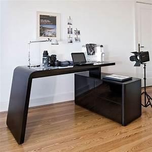 Eck Schreibtisch : biurko czarne stolik drewniany sklep ~ Eleganceandgraceweddings.com Haus und Dekorationen