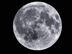 NASA - Big and Bright 'Perigee Syzygy' Moon Occurs Saturday