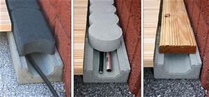 Stromkabel Im Garten Verlegen : kabel schlauch kanal aus beton f r mehr sicherheit und ~ Articles-book.com Haus und Dekorationen