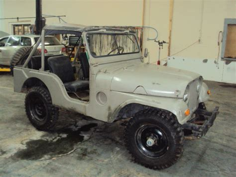 1955 Willy Cj5 Wiring Diagram by 1955 Willys M38a1 Marine Jeep 4wd Hurricane Barn